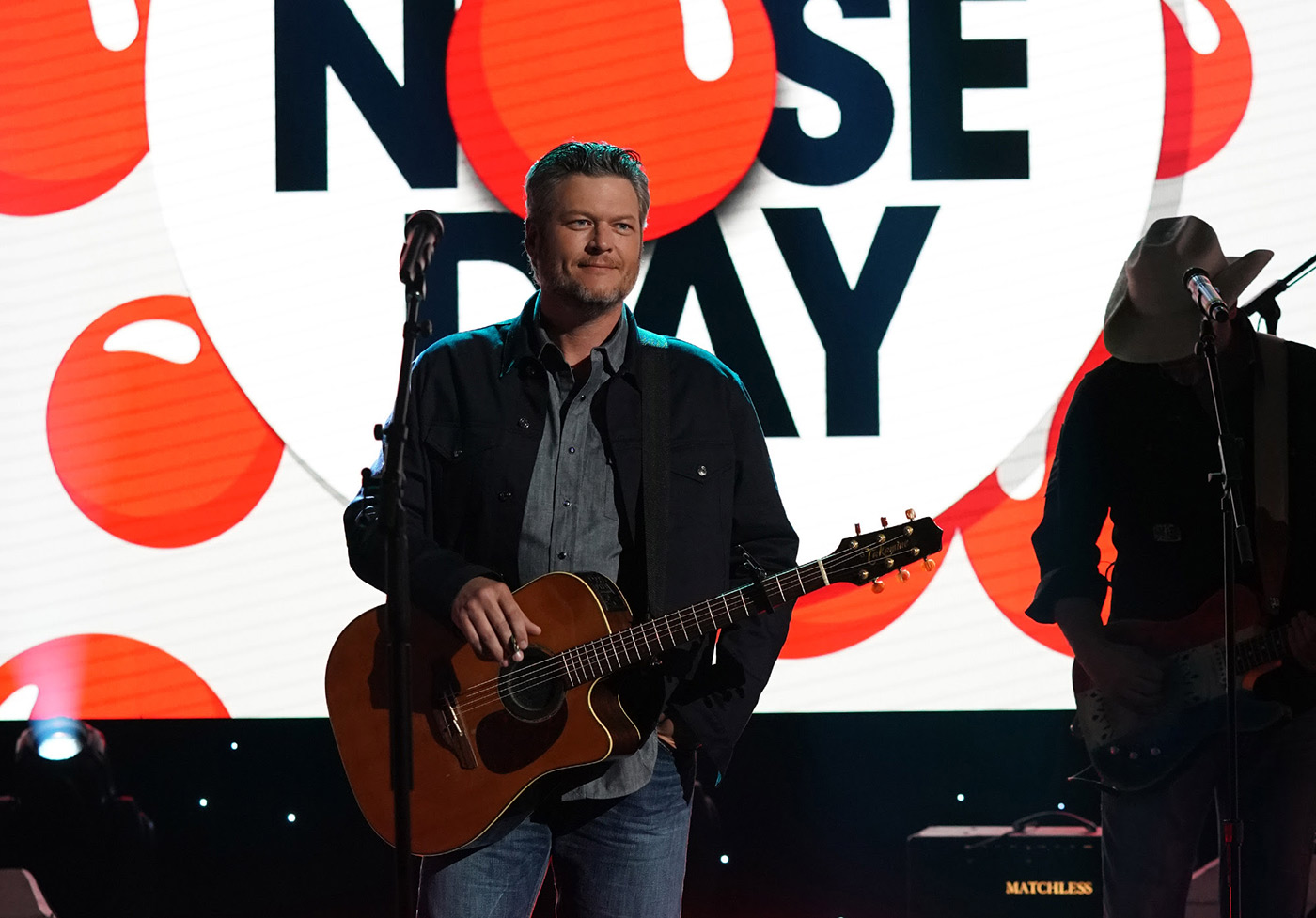 Nbc Christmas Musical 2020 Red Nose Day's Special Night on NBC 2020