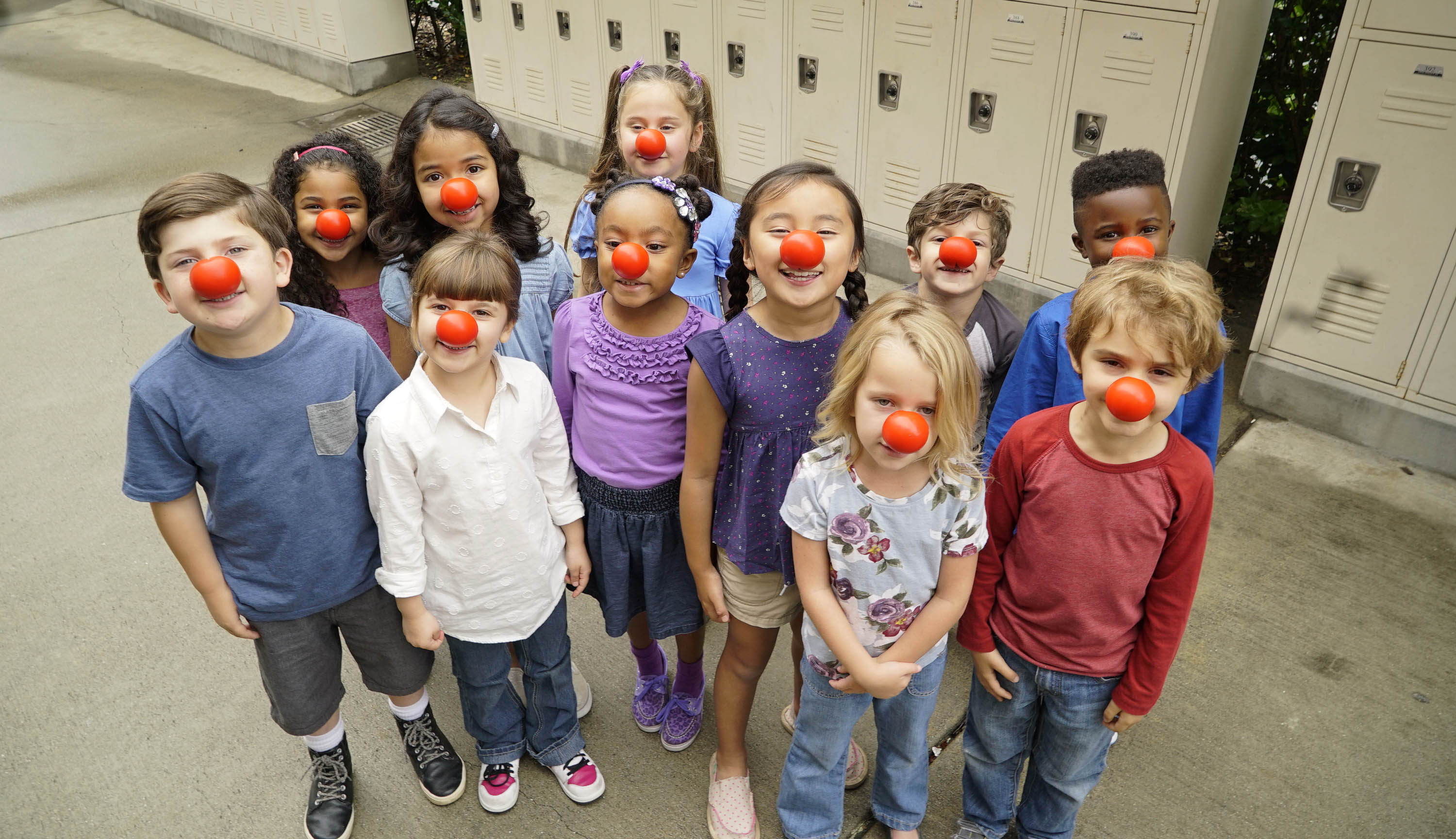 Since launch in 2015, Red Nose Day has raised over $100 million to help children in need.