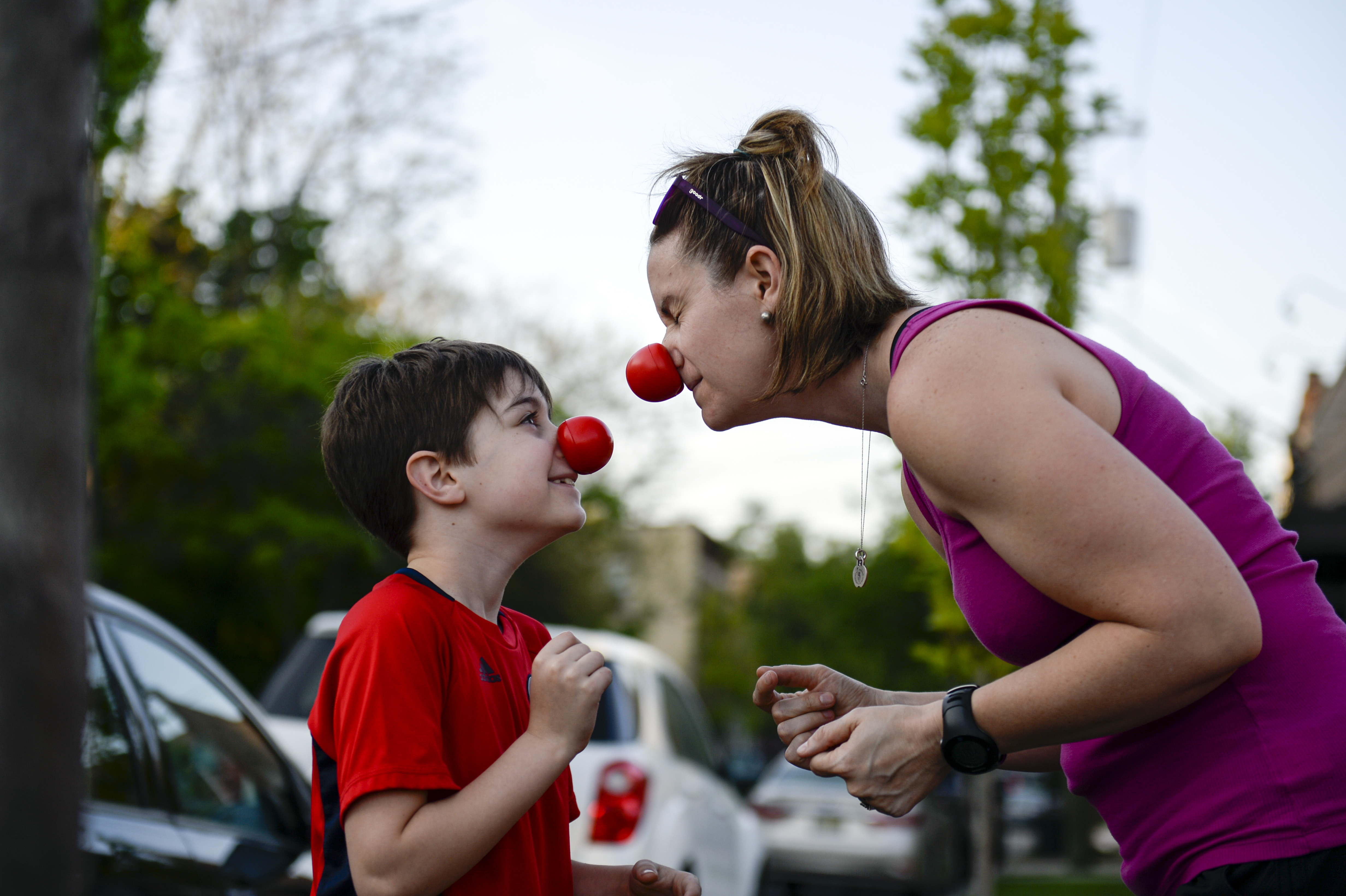 spread the red nose love