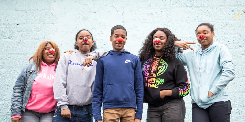 Check out the latest with Red Nose Day