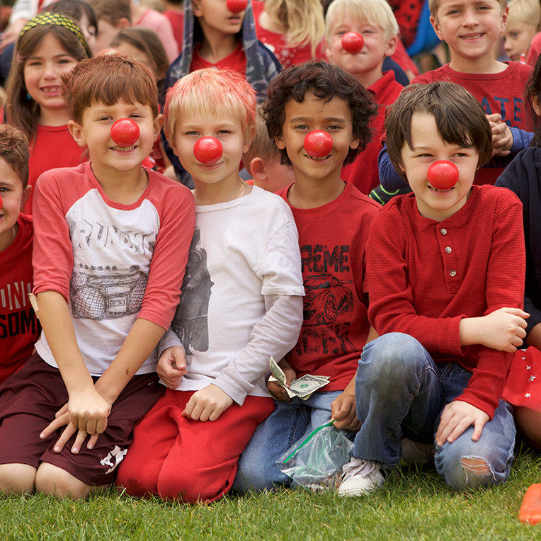 Read the latest news about Red Nose Day USA