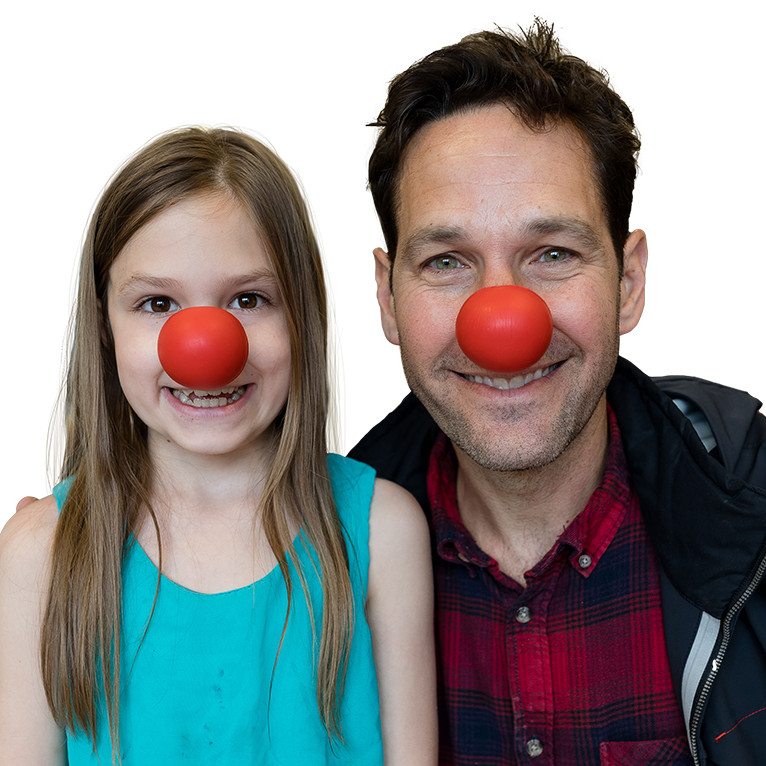 Learn about how Red Nose Day helps support children in need.