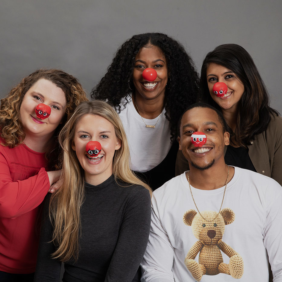 Buy your Everyday Heroes Red Nose at Walgreens