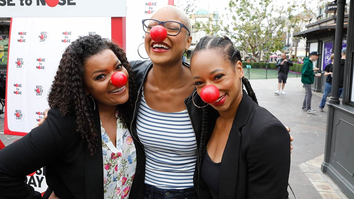 Fundraise for Red Nose Day