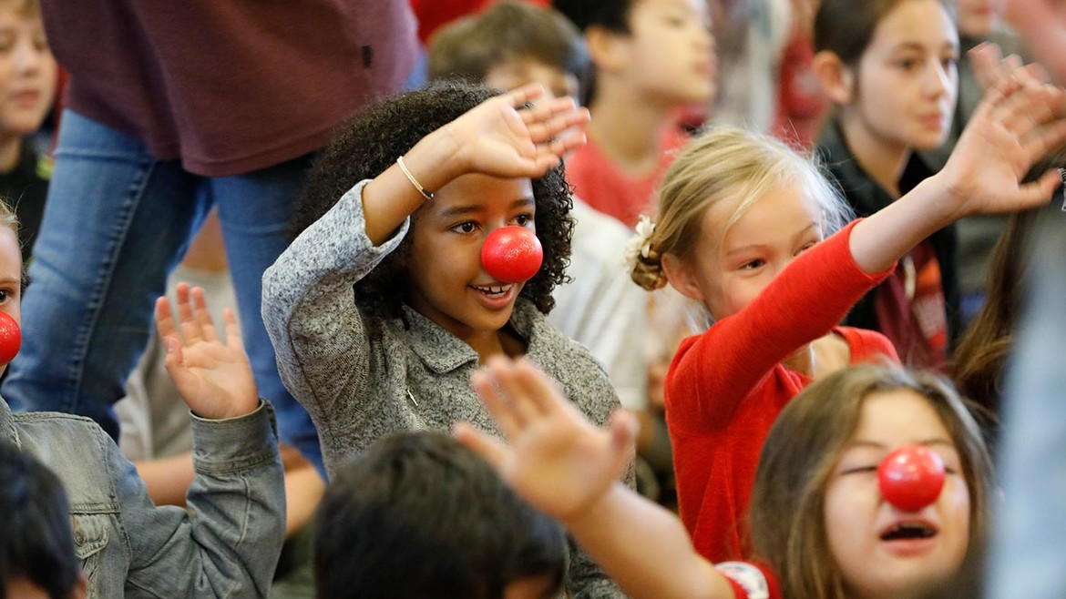 Check out the lessons on Red Nose Day in School