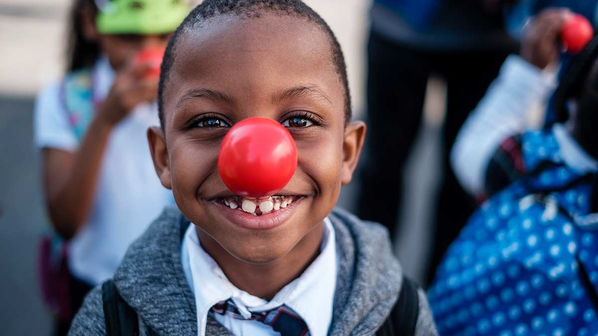 Donate to Red Nose Day