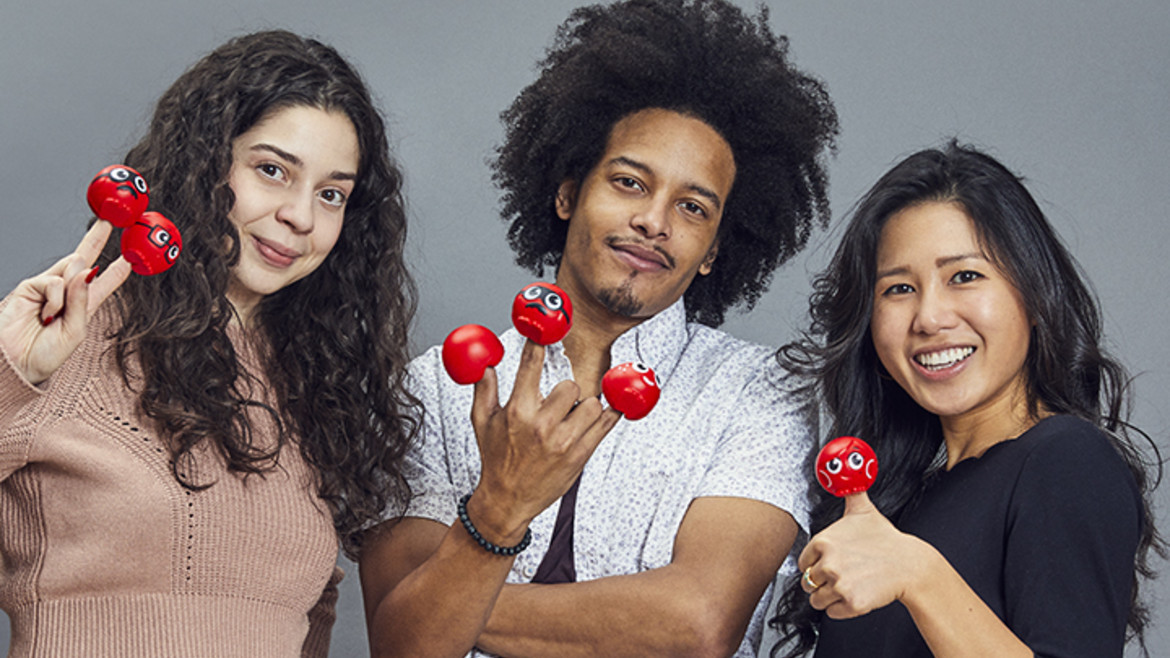 Snap your photo for a chance to be featured on Red Nose Day on NBC