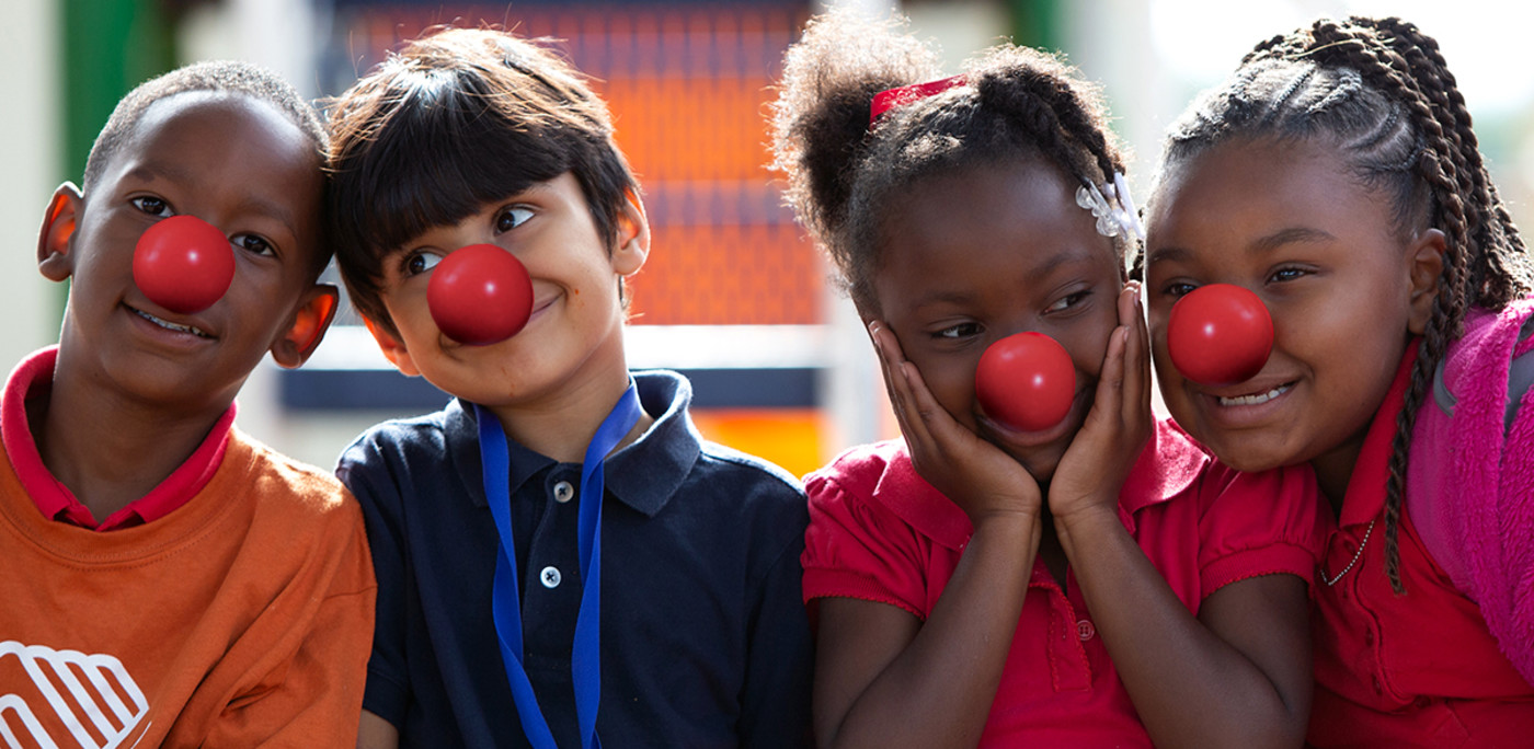 Red Nose Day announces $200M raised in just 5 years, and nearly 25 million children positively impacted.