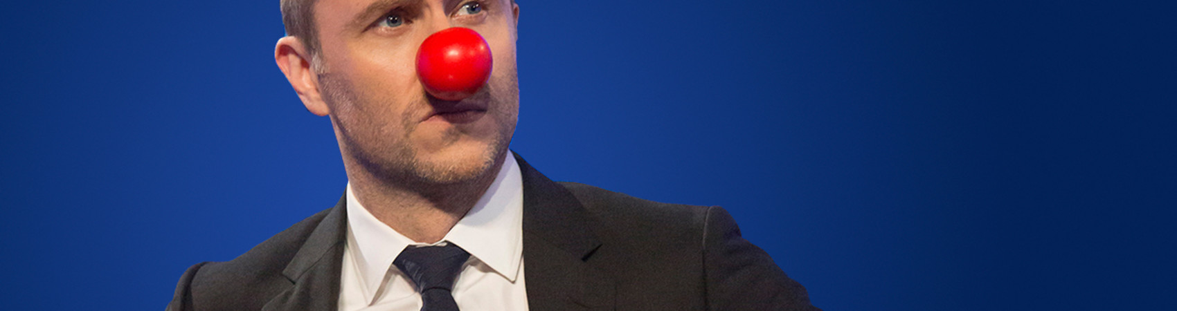 Chris Hardwick will host the Red Nose Day Special on NBC.