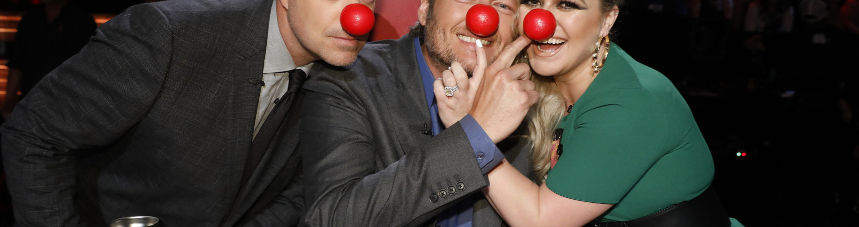Celebrities were out in full force to support Red Nose Day and help end child poverty.