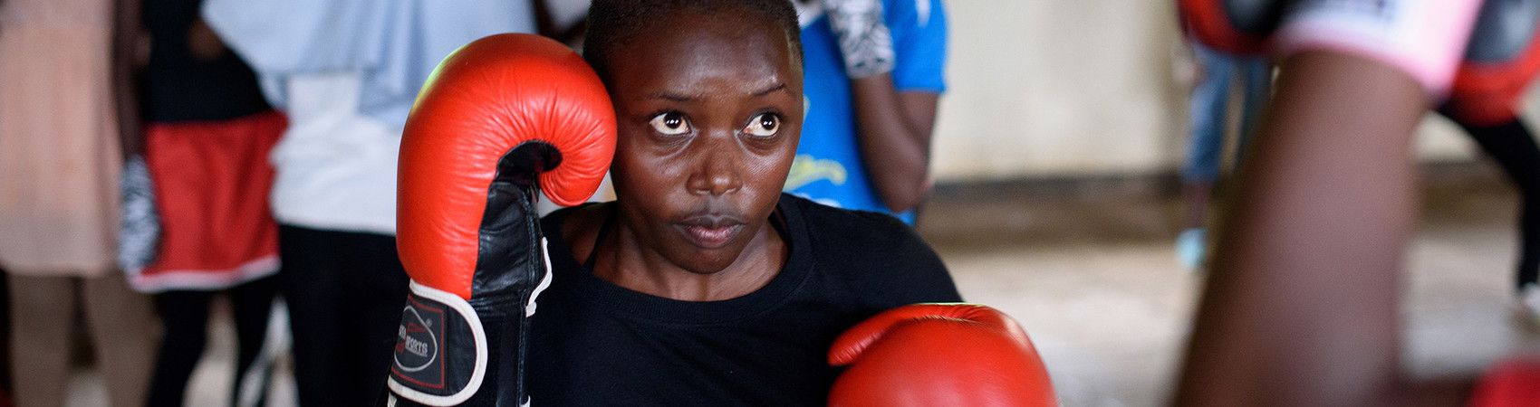 Box Girls Kenya