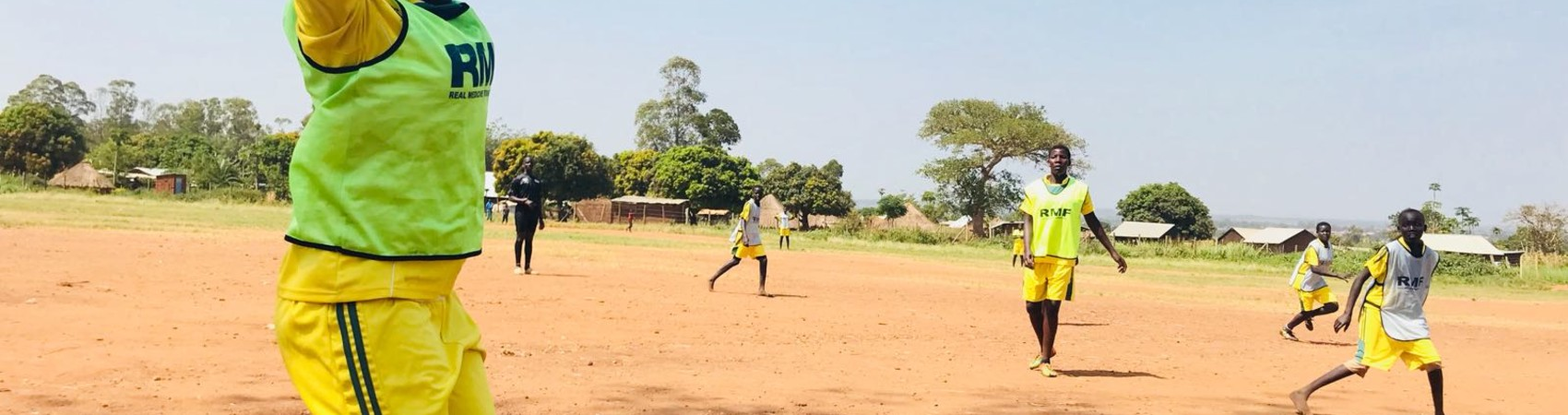 Changing the game in Uganda