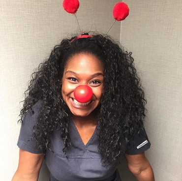 Red Nose Day Nurse