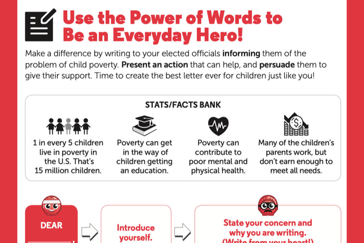 Use the Power of Words to be an Everyday Hero
