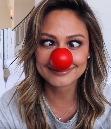 Vanessa Lachey Red Nose Day Joke of the Day