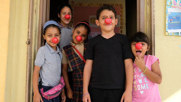 What We've Accomplished in Four Years of Red Nose Day