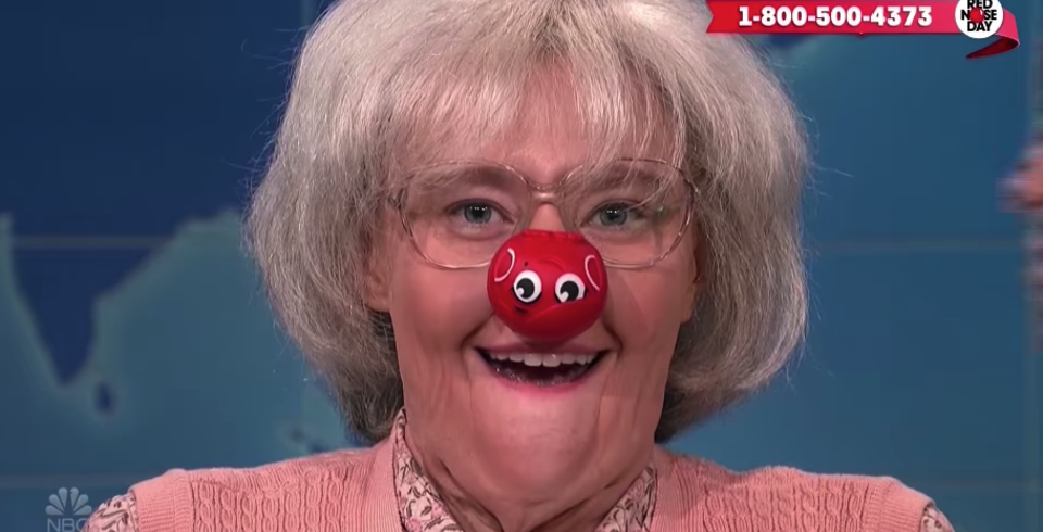 Red Nose Day on SNL