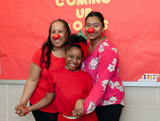 Red Nose Day community